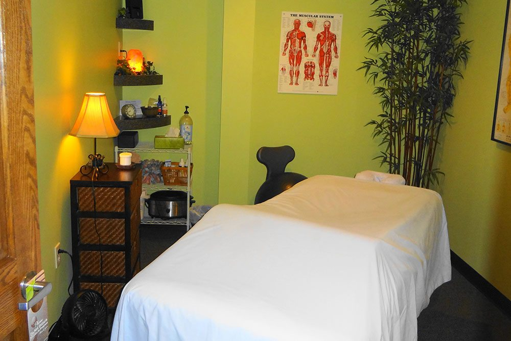 Massage therapy from Balanced Body Acupuncture & Chriropractic