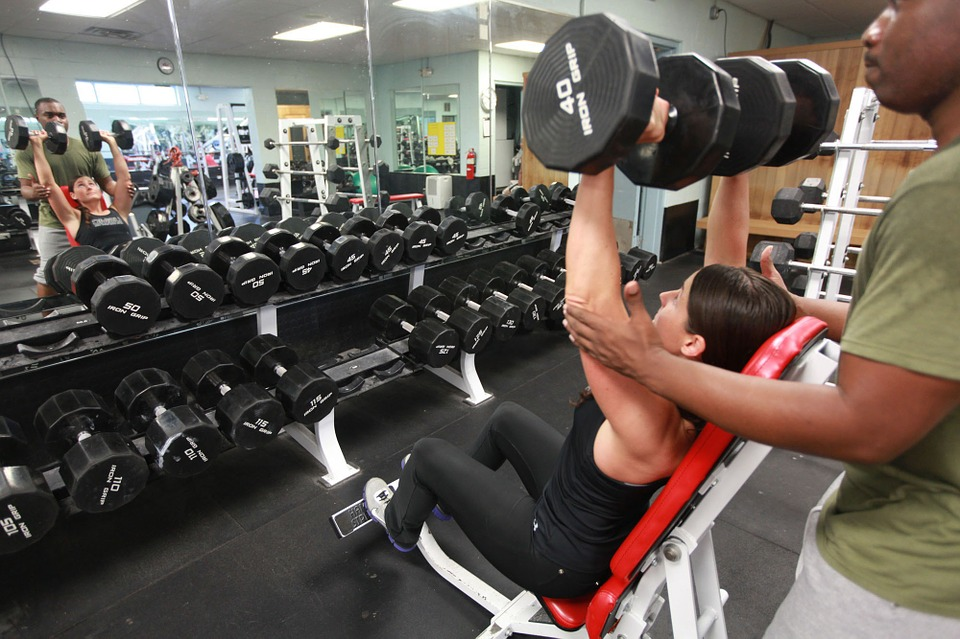 Weight Lifting Chiropractic Care