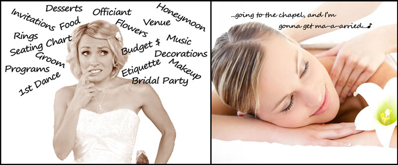 Wedding Stress Chiropractic Care